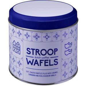 Wafel holland süti mintás dobozban