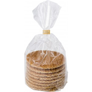 Wafel holland süti zacskóban