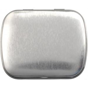 Mentolos cukorka, ezüst